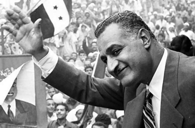 جمال عبد الناصر - 1954
