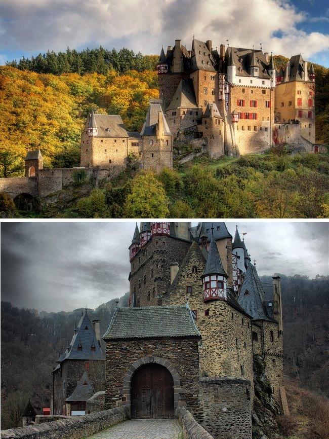قلعة بيرغ إلتز - ألمانيا