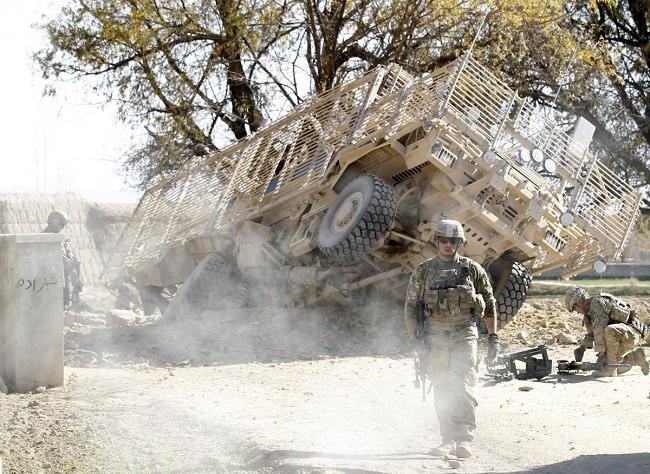 قيادة التمرد العراقي خلال حرب العراق بين عامي 2003 و 2011