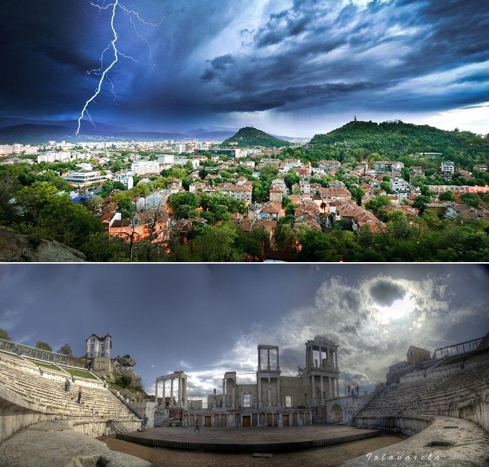 بلوفديف، بلغاريا - تأسست قبل 6 آلاف عام