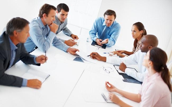 الإجتماعات