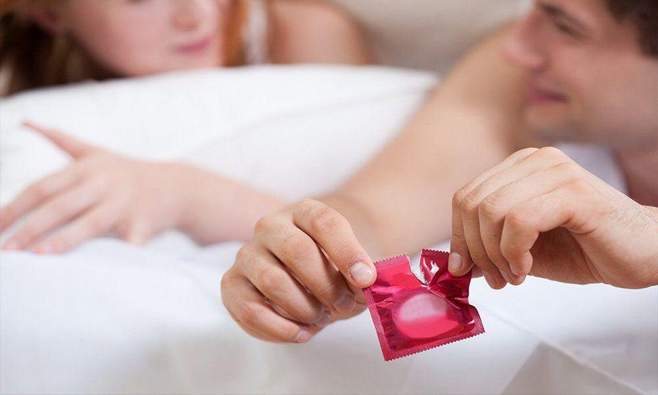 تمزق الواقي الذكري أثناء العلاقة الحميمة