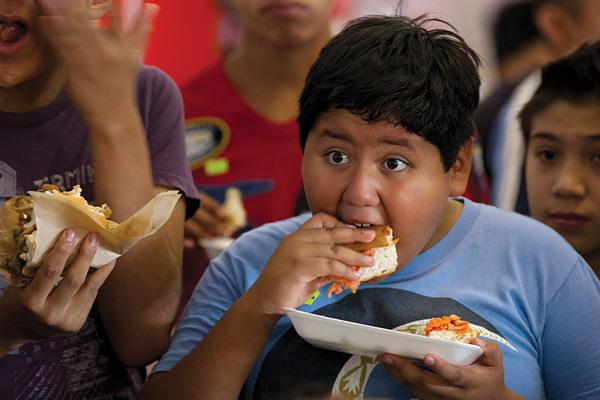 المكسيك - 33% يُعانون من السمنة