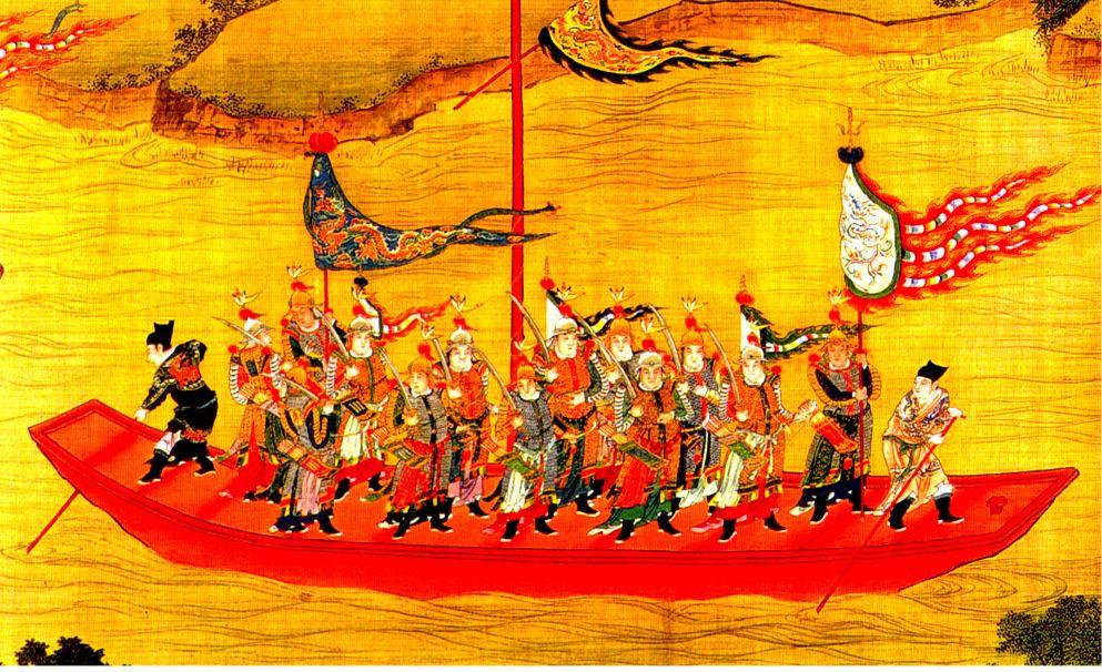 استيلاء أسرة تشينج على أسرة مينج