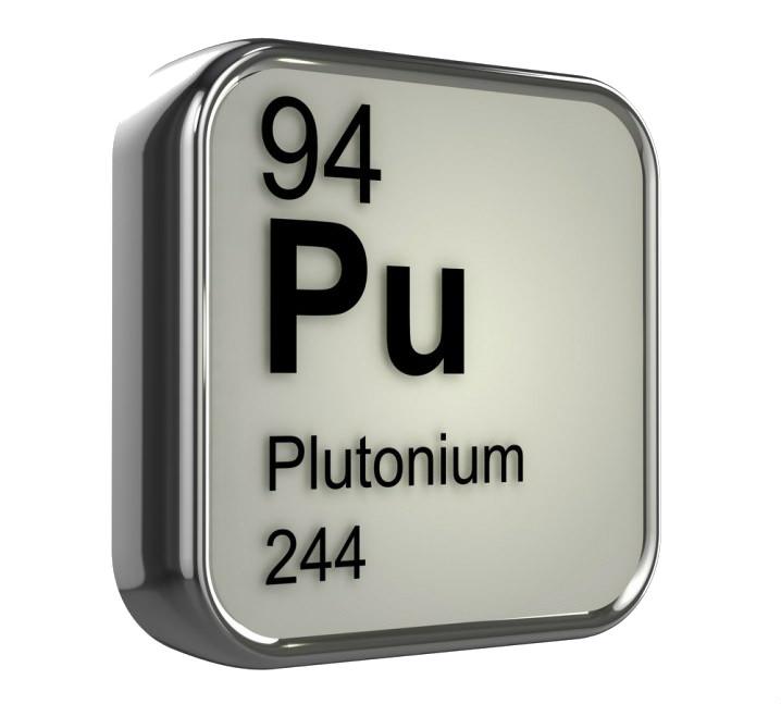 البلوتونيوم - 4،000$ للجرام الواحد