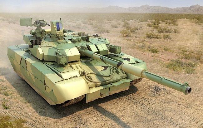 دبابات تي-84 أوبلوت-أم - أوكرانيا