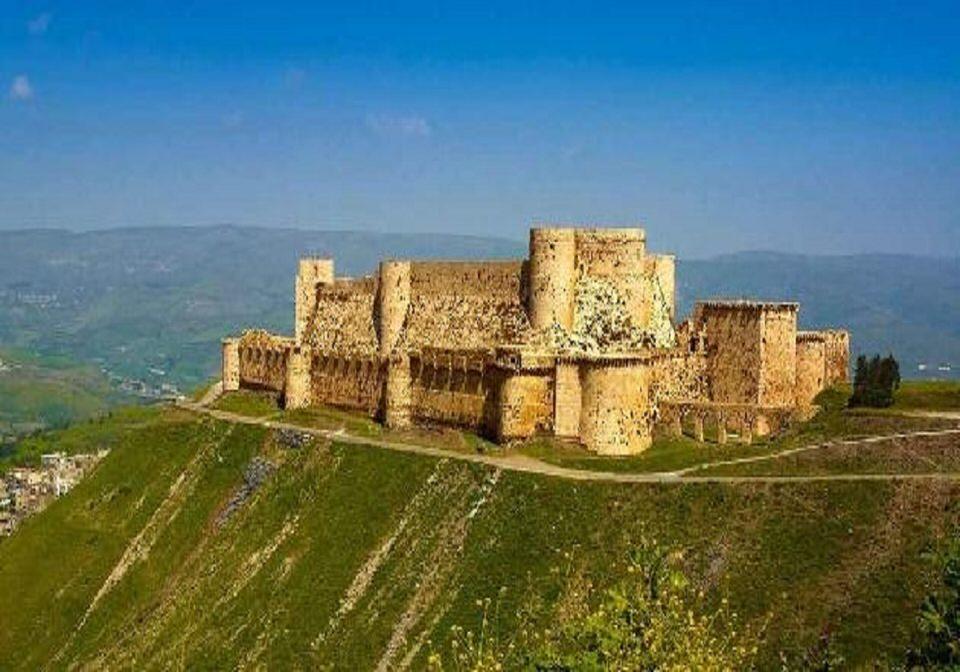 قلعة الحصن-سوريا