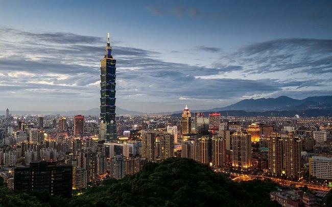 تايوان - 414،000 مليونير