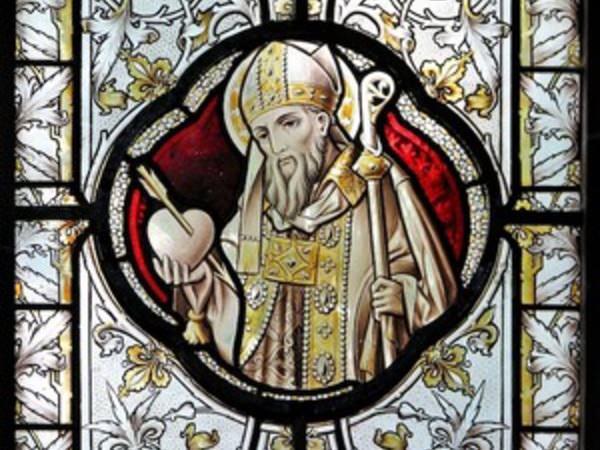 أسطورة القديس فالنتين