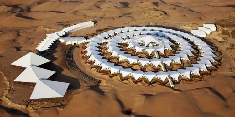 Desert Lotus Hotel - منغوليا