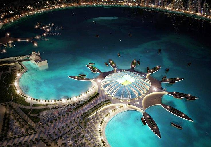 ملعب ميناء الدوحة