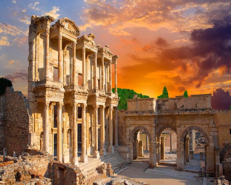 الحضارة اليونانية الإغريقية