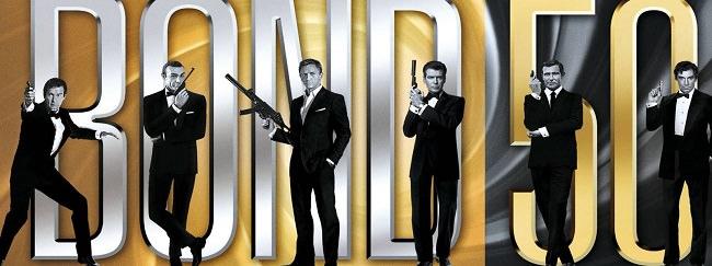 James Bond - إجمالي الإيرادات 6.47 مليار دولار