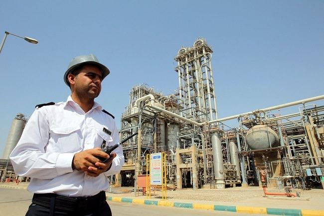 ايران - 157.3 مليار برميل