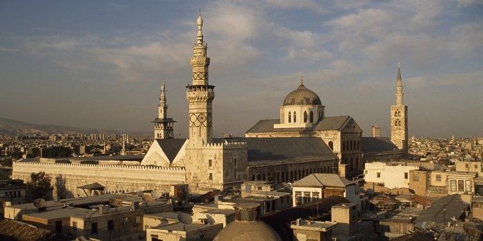 دمشق - تأسست قبل 6،300 عام