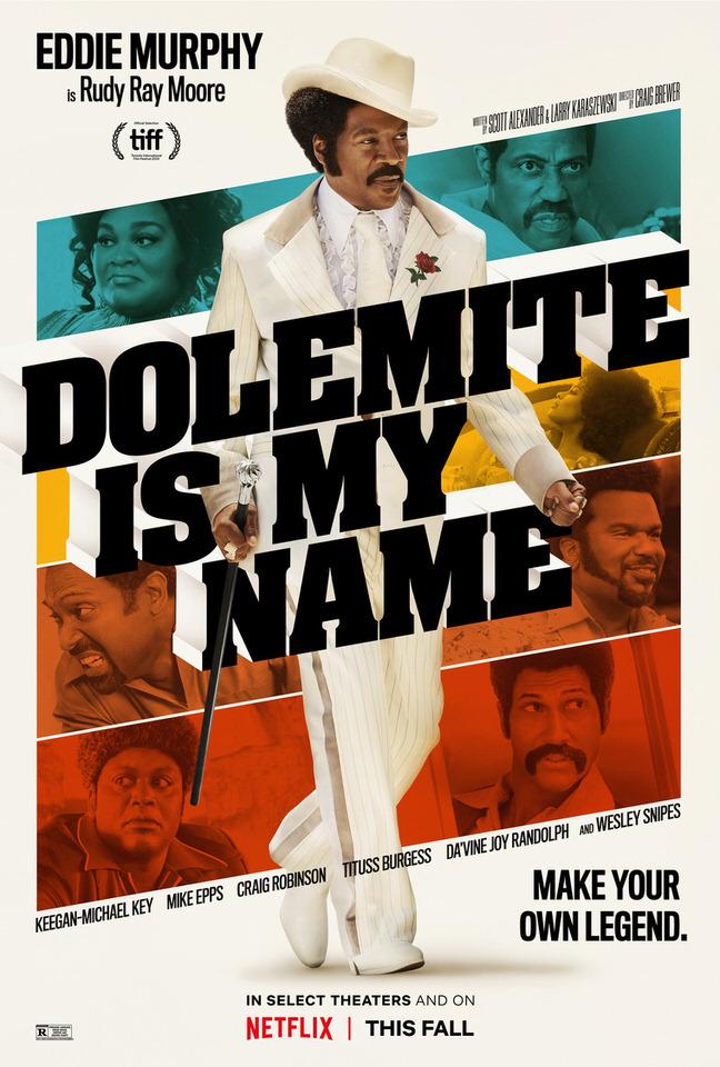 dolemite is my name  موعد العرض 25 أكتوبر