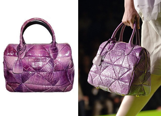 حقيبة Carolyn Crocodile لـ Marc Jacobs بـ 38 ألف دولار