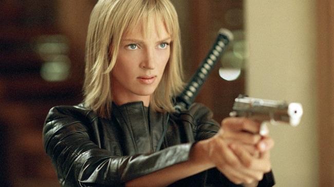 أوما ثورمان عن دورها في Kill Bill