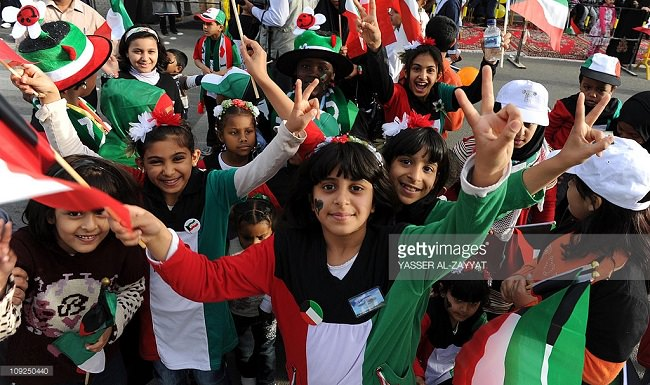الكويت - 64.5 بالمئة