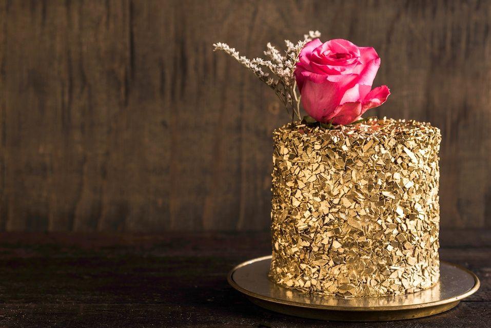 كعكة السلطان الذهبية