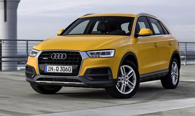 أودي كيو 3 - Audi Q3