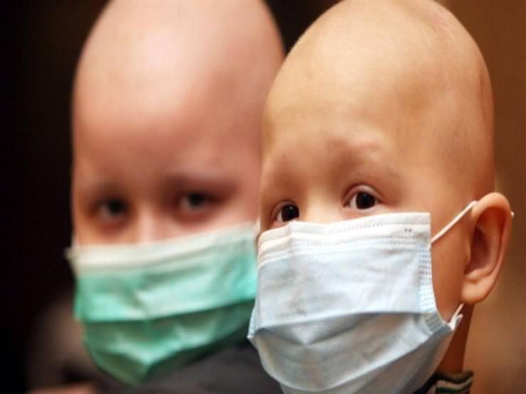 الإصابة بالسرطان