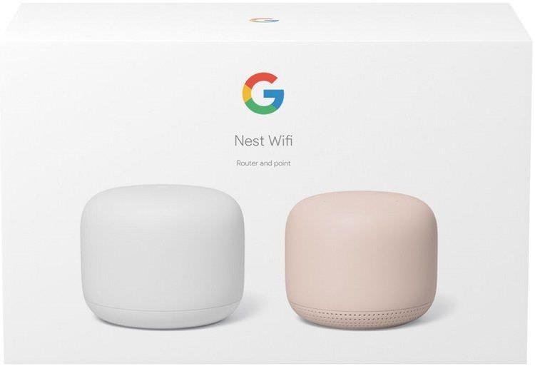راوتر Google Nest Wifi أفضل راوتر ذكي لعام 2021