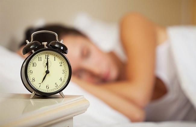 الحصول على قسط كاف من النوم