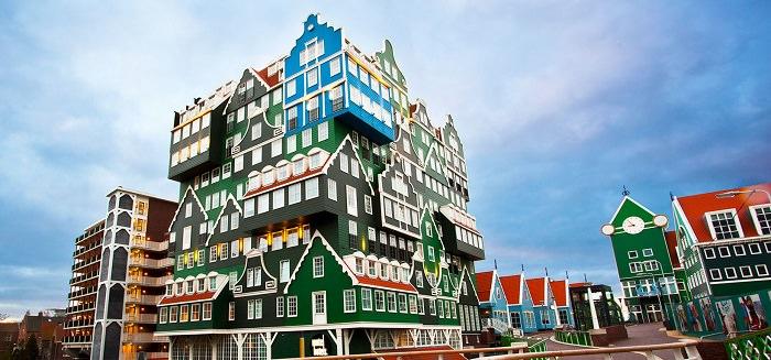 Inntel Hotel - هولندا