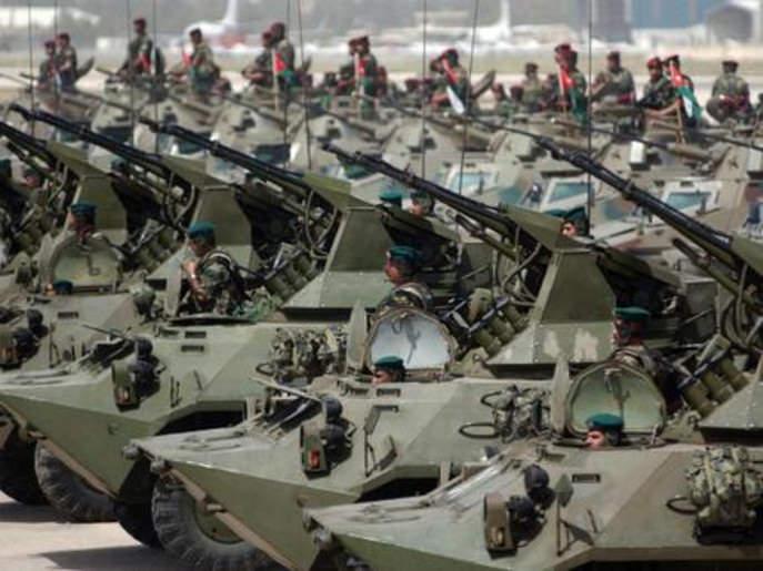 الجيش الأردني - المركز 65 عالمياً