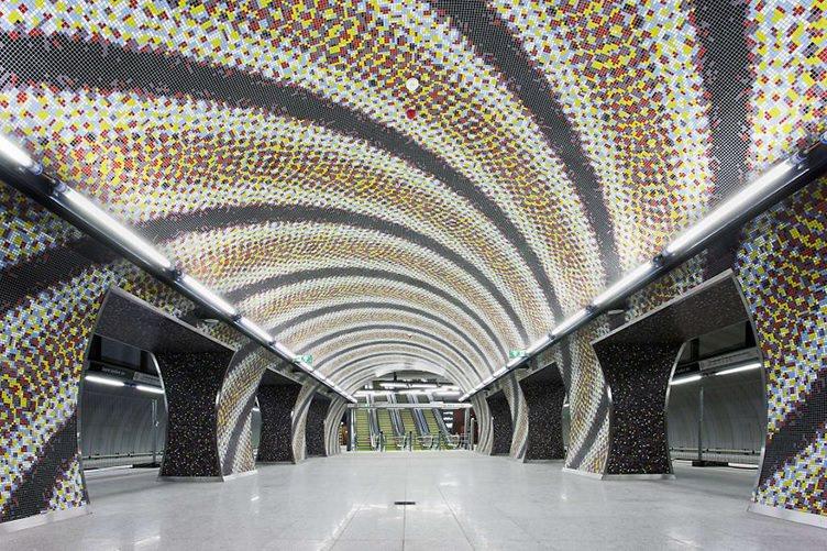محطة دوار زينت جيلير | بودابست | هنغاريا