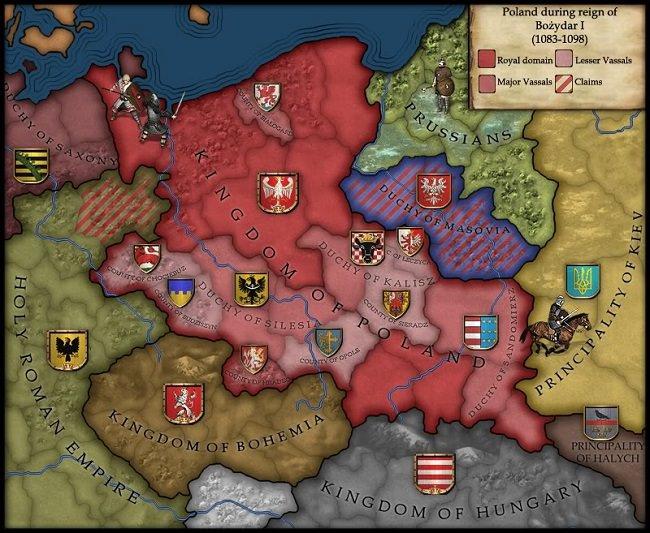 سلالة بياست - مدة الحكم 410 أعوام
