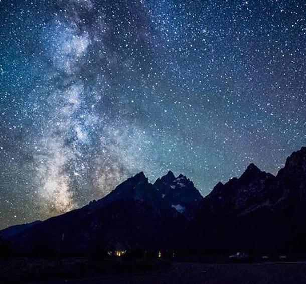 مجرة درب التبانة للمصور Matt Newman