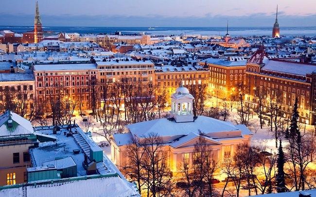 هلسنكي، فنلندا