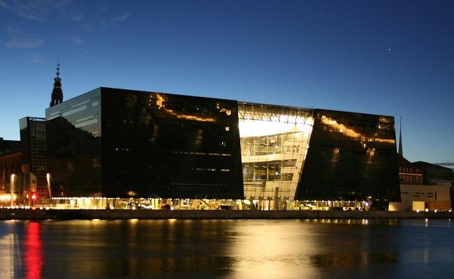 المكتبة الدنماركية الملكية - 30.2 مليون كتاب