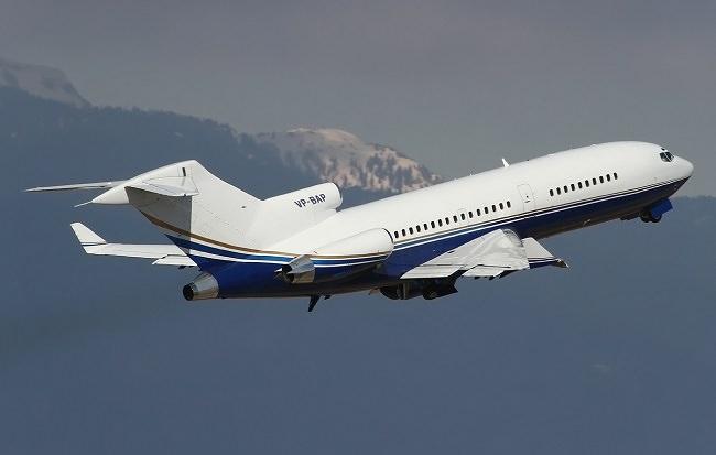 طائرة الأمير نايف المحملة بالكوكايين