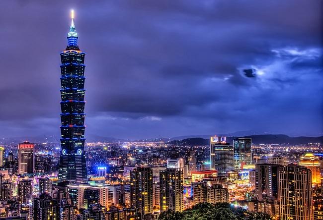 برج تايبيه 101، أقوى الـ مباني في العالم  - تيابيه، تايوان