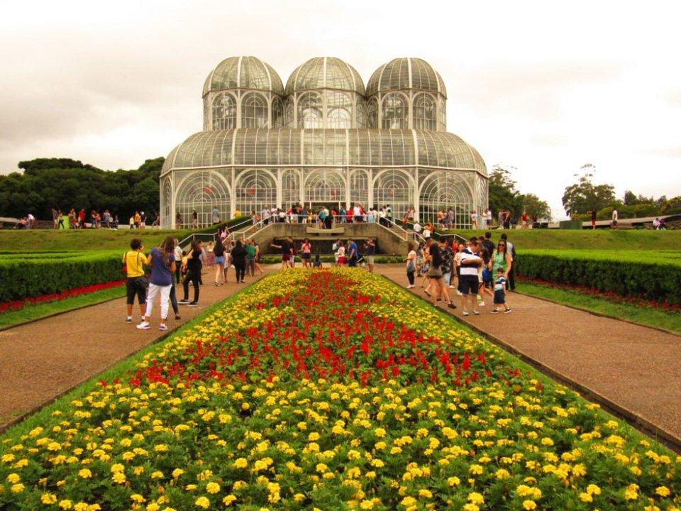 حديقة بوتانيكو دي كوريتيبا