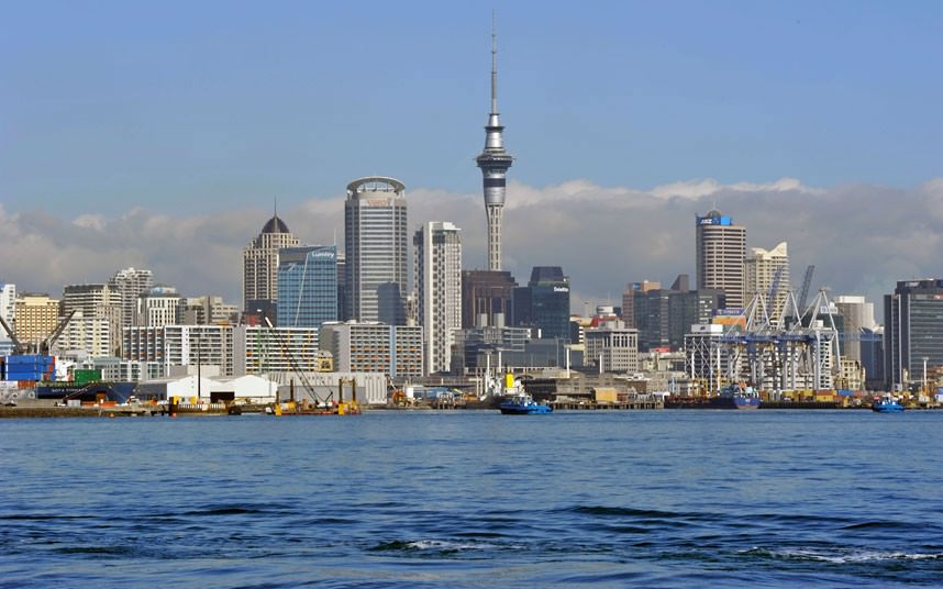 أوكلاند، نيوزيلندا