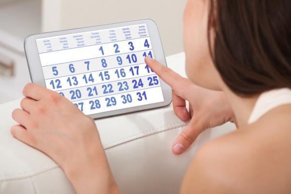 منع الحمل باعتماد التقويم