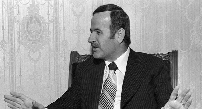 حافظ الأسد - 1980