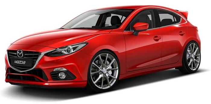 مازدا سبيد 3 Mazda speed 3 2018