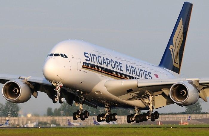 الخطوط الجوية السنغافورية - Singapore Airlines