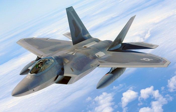 F-22 Raptor، اقوى طائرات حربية على الإطلاق - الولايات المتحدة الأمريكية