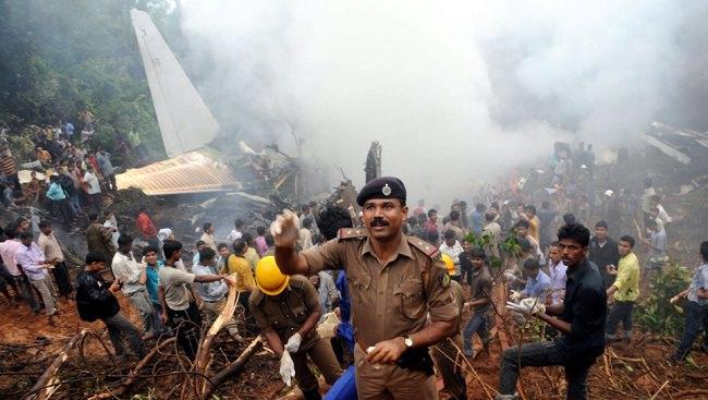 الخطوط الهندية - عدد الوفيات 817 شخص
