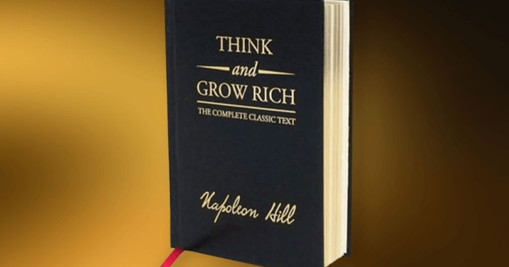 فكِّــر .. تصبح غنيًّا – نابليون هيل