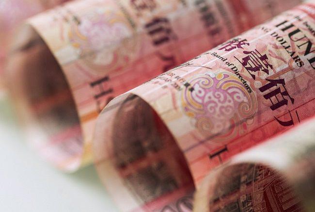 صندوق هونغ كونغ للنقد الاجنبي - 457 مليار دولار