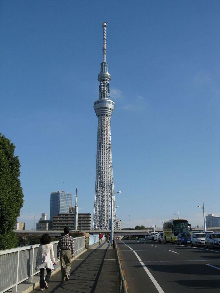 برج طوكيو سكاى ترى
