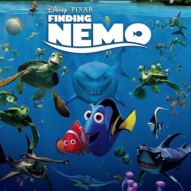 Finding Nemo - إجمالي الإيرادات 936 مليون دولار