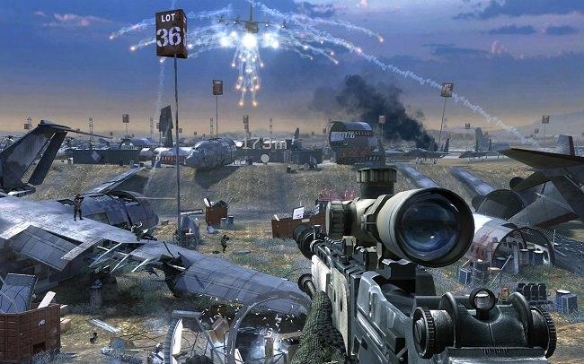 Call of Duty: Modern Warfare 2 - التكلفة 200 مليون دولار